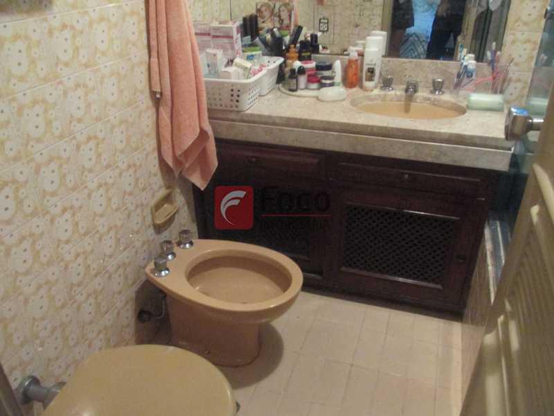 banheiro suite - Apartamento À Venda - Jardim Botânico - Rio de Janeiro - RJ - JBAP40347 - 24