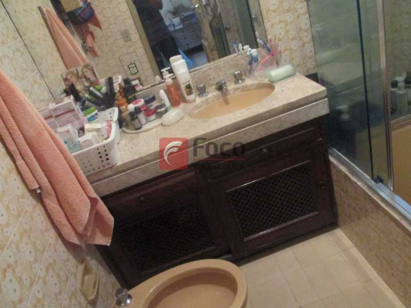 banheiro suite - Apartamento À Venda - Jardim Botânico - Rio de Janeiro - RJ - JBAP40347 - 26