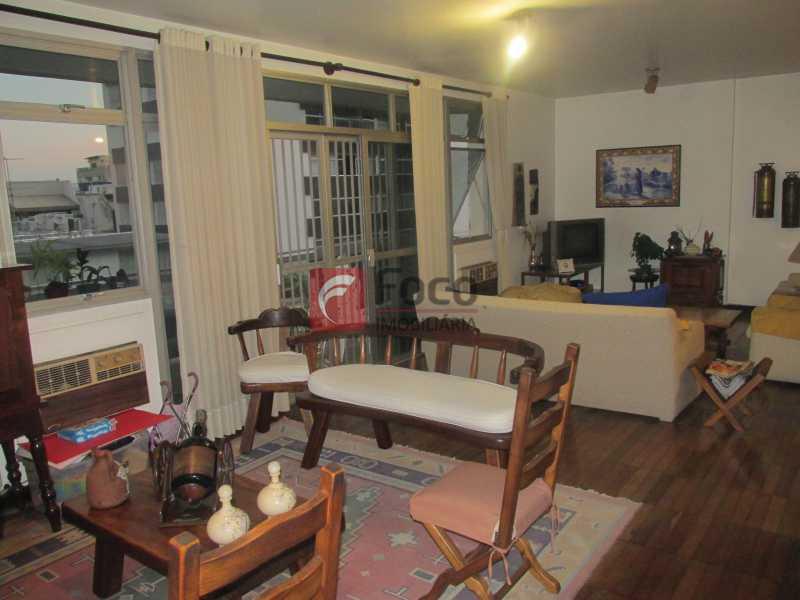 sala  - Apartamento À Venda - Jardim Botânico - Rio de Janeiro - RJ - JBAP40347 - 1