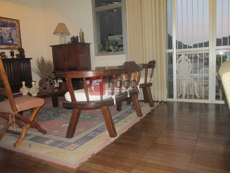 sala - Apartamento À Venda - Jardim Botânico - Rio de Janeiro - RJ - JBAP40347 - 28