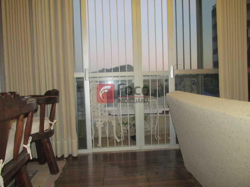 sala - Apartamento À Venda - Jardim Botânico - Rio de Janeiro - RJ - JBAP40347 - 9