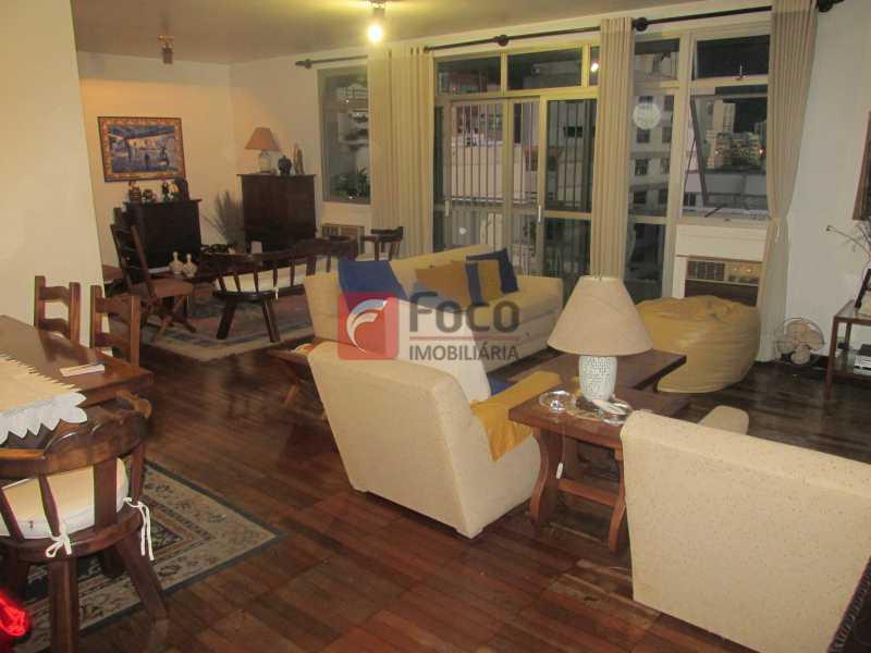 sala - Apartamento À Venda - Jardim Botânico - Rio de Janeiro - RJ - JBAP40347 - 3