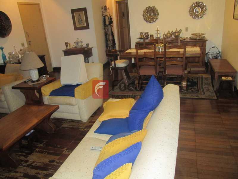 sala - Apartamento À Venda - Jardim Botânico - Rio de Janeiro - RJ - JBAP40347 - 5
