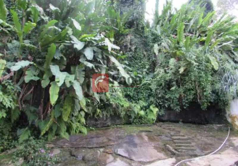 Área de mata - Casa à venda Rua Fernando Magalhães,Jardim Botânico, Rio de Janeiro - R$ 5.700.000 - JBCA60014 - 19