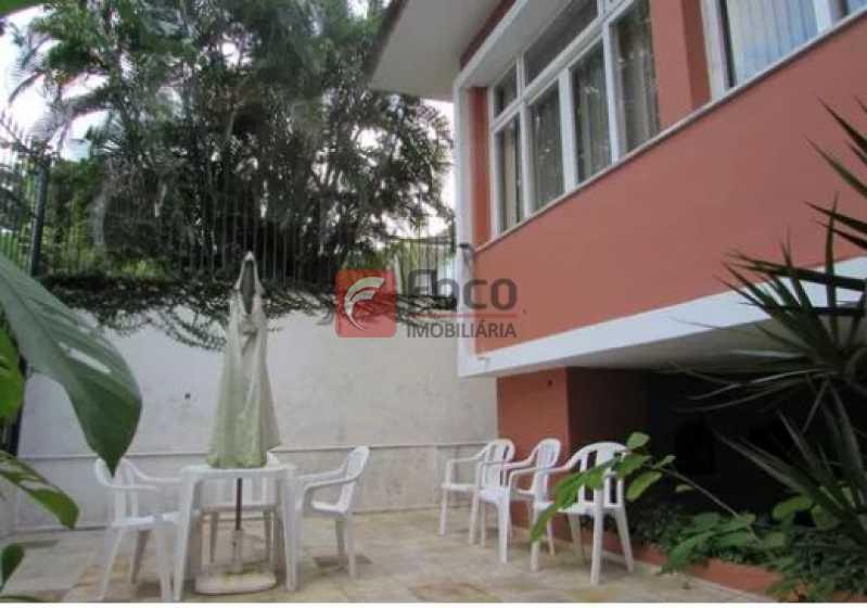 Área Externa - Casa à venda Rua Fernando Magalhães,Jardim Botânico, Rio de Janeiro - R$ 5.700.000 - JBCA60014 - 5
