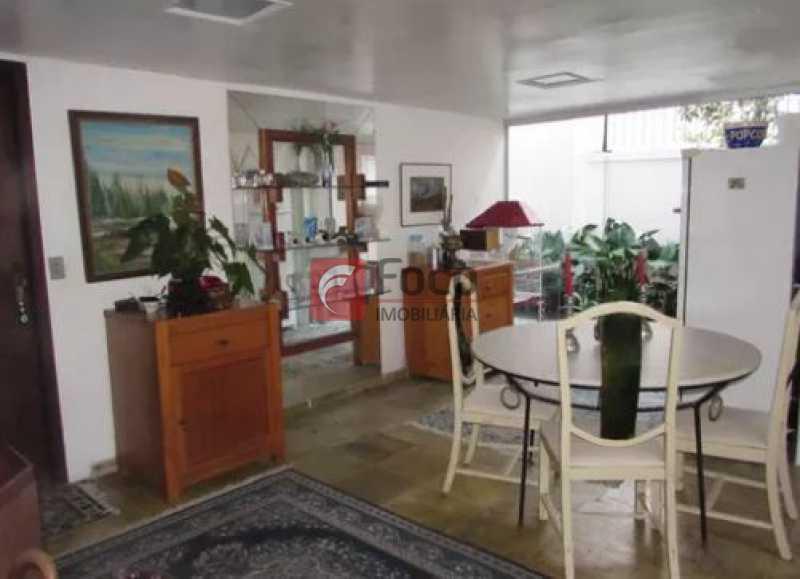 Copa inferior - Casa à venda Rua Fernando Magalhães,Jardim Botânico, Rio de Janeiro - R$ 5.700.000 - JBCA60014 - 8