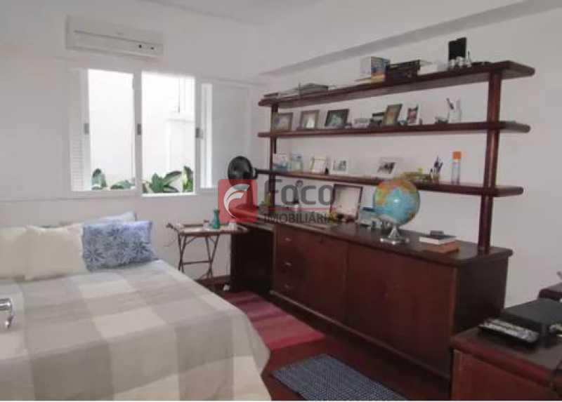 Quarto 3 - Casa à venda Rua Fernando Magalhães,Jardim Botânico, Rio de Janeiro - R$ 5.700.000 - JBCA60014 - 13