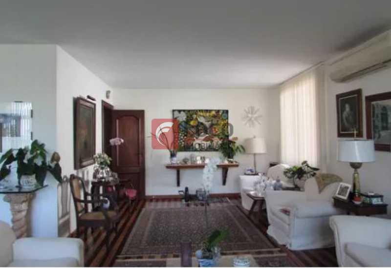 Sala 1ºar - Casa à venda Rua Fernando Magalhães,Jardim Botânico, Rio de Janeiro - R$ 5.700.000 - JBCA60014 - 7