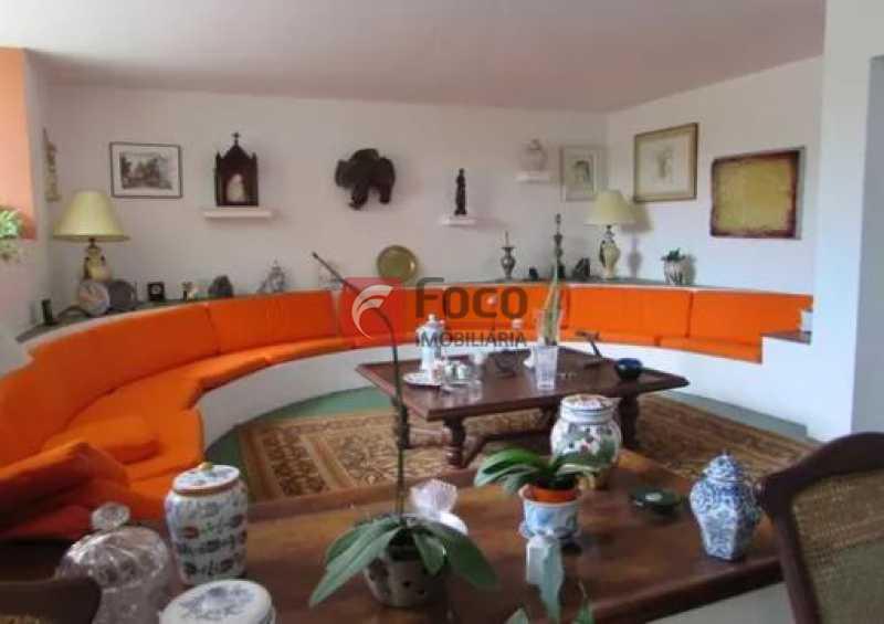Sala 2º Piso - Casa à venda Rua Fernando Magalhães,Jardim Botânico, Rio de Janeiro - R$ 5.700.000 - JBCA60014 - 6