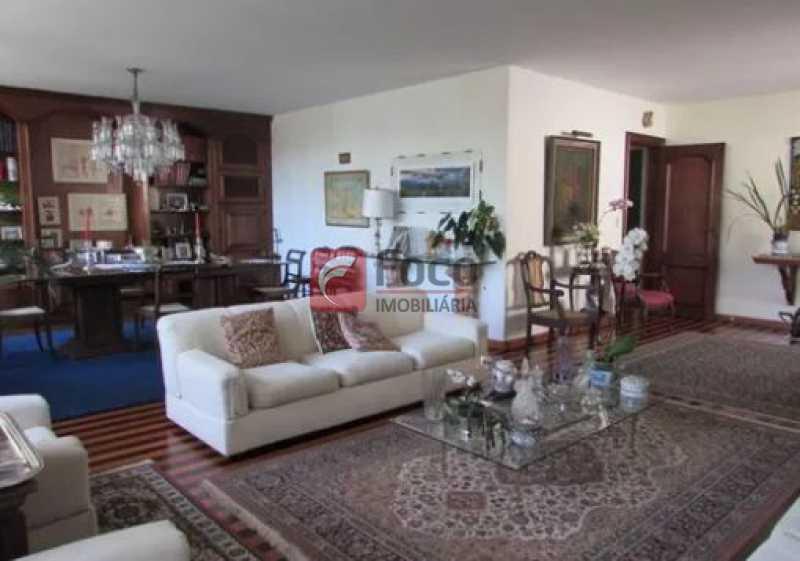 Sala estar 1ºar 1 - Casa à venda Rua Fernando Magalhães,Jardim Botânico, Rio de Janeiro - R$ 5.700.000 - JBCA60014 - 3
