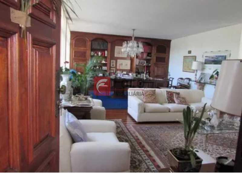 Sala estar 1ºar - Casa à venda Rua Fernando Magalhães,Jardim Botânico, Rio de Janeiro - R$ 5.700.000 - JBCA60014 - 4