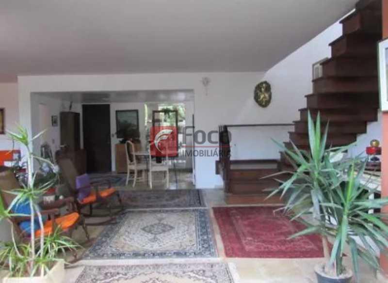 Sala - Casa à venda Rua Fernando Magalhães,Jardim Botânico, Rio de Janeiro - R$ 5.700.000 - JBCA60014 - 1