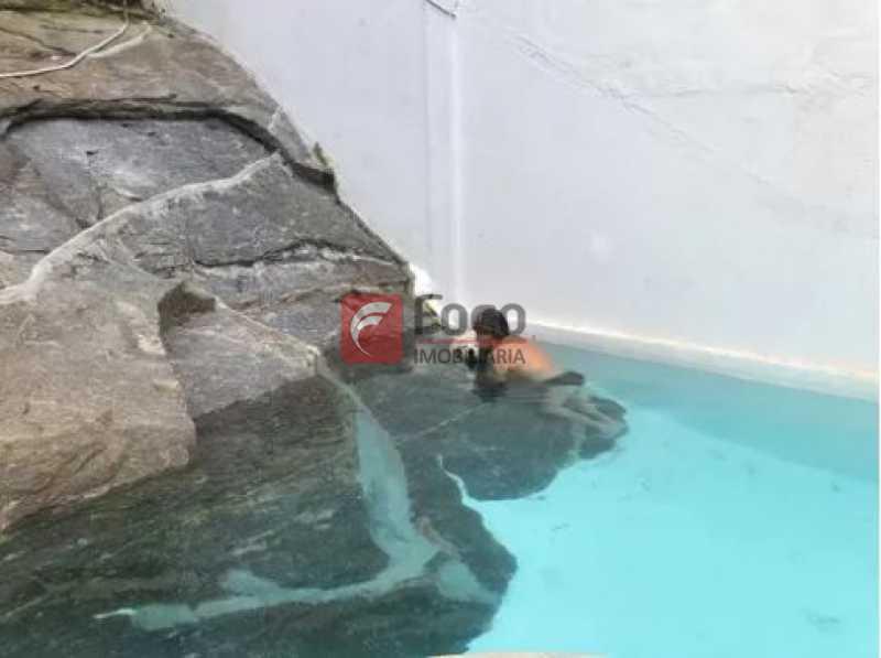 Piscina - Casa à venda Rua Fernando Magalhães,Jardim Botânico, Rio de Janeiro - R$ 5.700.000 - JBCA60014 - 18