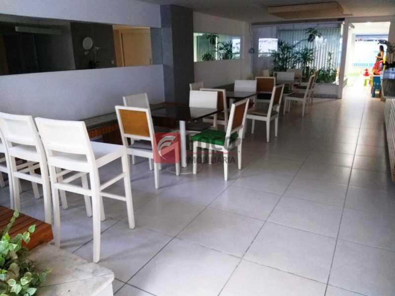 ESPAÇO PARA FESTAS - Apartamento à venda Rua Voluntários da Pátria,Humaitá, Rio de Janeiro - R$ 1.450.000 - FLAP32375 - 18
