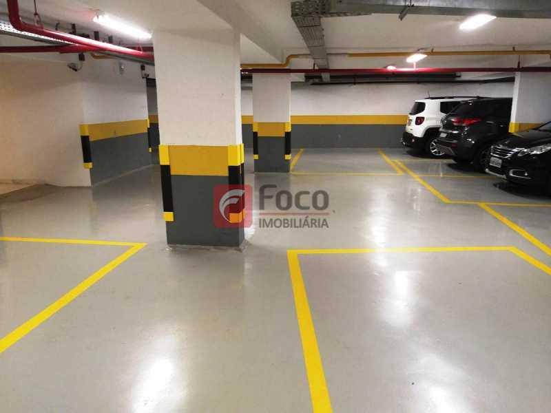 GARAGEM - Apartamento à venda Rua Voluntários da Pátria,Humaitá, Rio de Janeiro - R$ 1.450.000 - FLAP32375 - 25