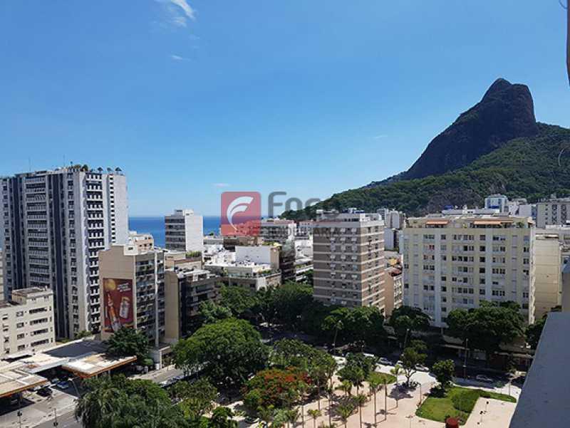 VISTA   - Apartamento à venda Avenida Bartolomeu Mitre,Leblon, Rio de Janeiro - R$ 1.420.000 - FLAP11356 - 5