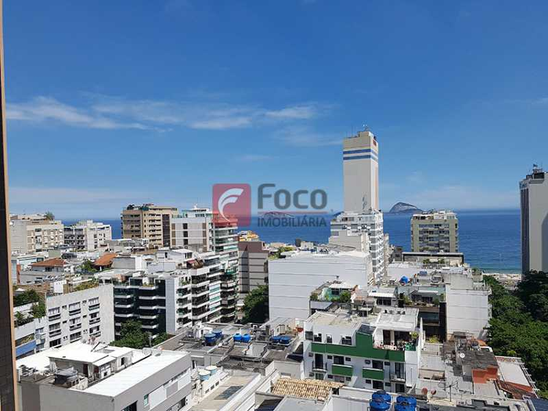 VISTA DO IMÓVEL - Apartamento à venda Avenida Bartolomeu Mitre,Leblon, Rio de Janeiro - R$ 1.420.000 - FLAP11356 - 17