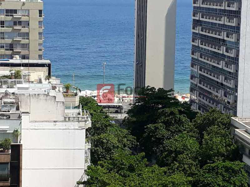 VISTA  - Apartamento à venda Avenida Bartolomeu Mitre,Leblon, Rio de Janeiro - R$ 1.420.000 - FLAP11356 - 3