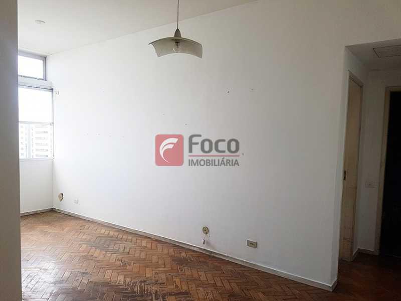 QUARTO - Apartamento à venda Avenida Bartolomeu Mitre,Leblon, Rio de Janeiro - R$ 1.420.000 - FLAP11356 - 1