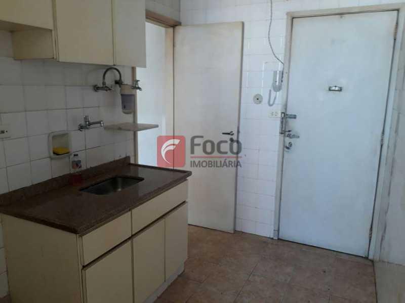 COZINHA - Apartamento à venda Avenida Bartolomeu Mitre,Leblon, Rio de Janeiro - R$ 1.420.000 - FLAP11356 - 14