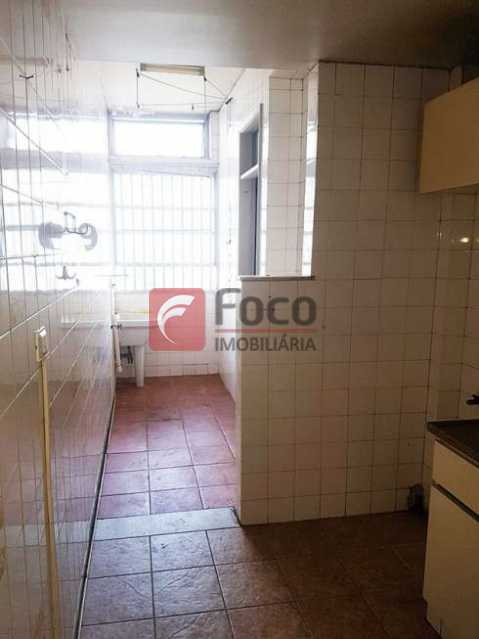 COZINHA / ÁREA - Apartamento à venda Avenida Bartolomeu Mitre,Leblon, Rio de Janeiro - R$ 1.420.000 - FLAP11356 - 15