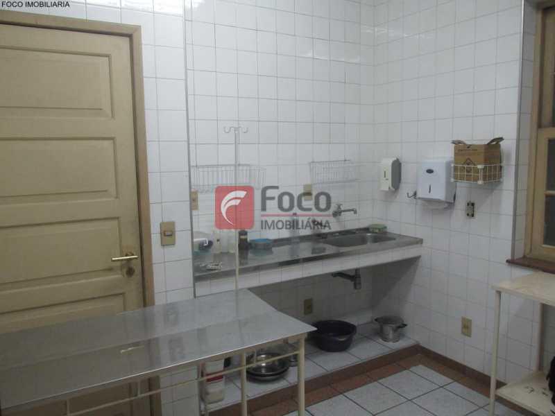 SALA DE CIRURGIA - Casa Comercial 408m² à venda Rua Jardim Botânico,Jardim Botânico, Rio de Janeiro - R$ 15.000.000 - JBCC90001 - 14