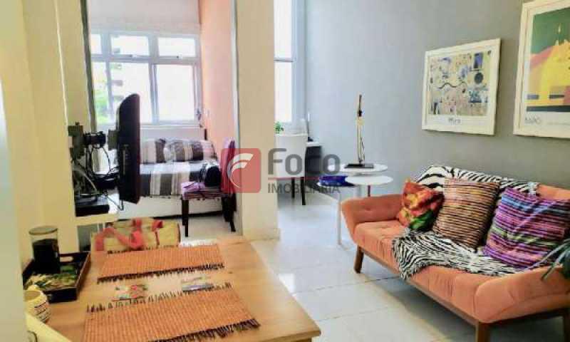 Sala - Apartamento 1 quarto à venda Botafogo, Rio de Janeiro - R$ 680.000 - FLAP11357 - 1