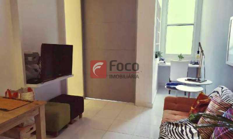 sala - Apartamento 1 quarto à venda Botafogo, Rio de Janeiro - R$ 680.000 - FLAP11357 - 3