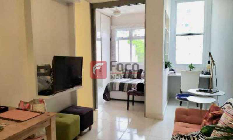 Sala - Apartamento 1 quarto à venda Botafogo, Rio de Janeiro - R$ 680.000 - FLAP11357 - 4