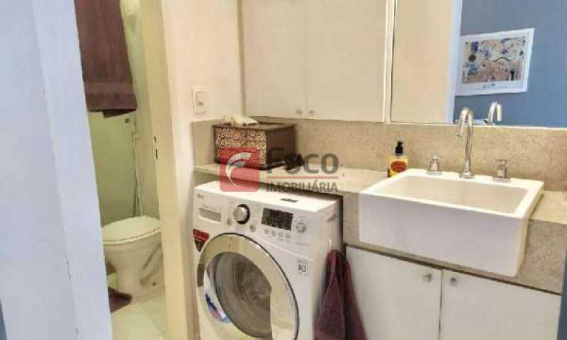 banheiro - Apartamento 1 quarto à venda Botafogo, Rio de Janeiro - R$ 680.000 - FLAP11357 - 12