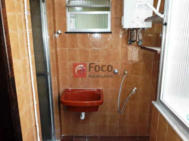 ÁREA SERVIÇO - Apartamento à venda Rua Soares Cabral,Laranjeiras, Rio de Janeiro - R$ 1.200.000 - FLAP32381 - 29
