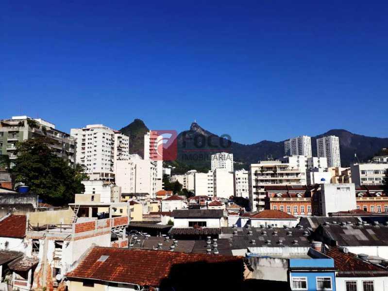 VISTA PANORÂMICA - Apartamento à venda Rua Soares Cabral,Laranjeiras, Rio de Janeiro - R$ 1.200.000 - FLAP32381 - 3