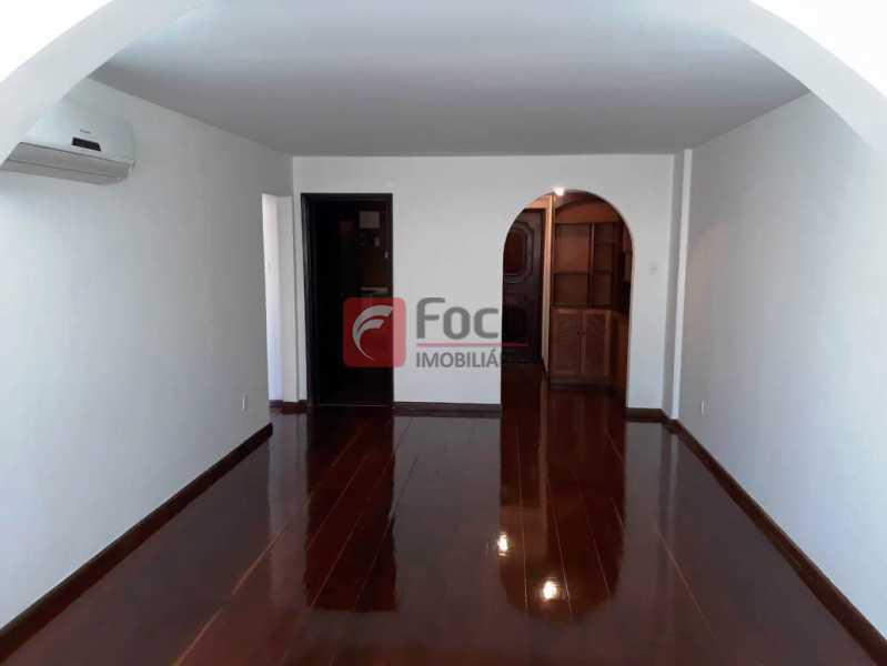 SALÃO - Apartamento à venda Rua Soares Cabral,Laranjeiras, Rio de Janeiro - R$ 1.200.000 - FLAP32381 - 1