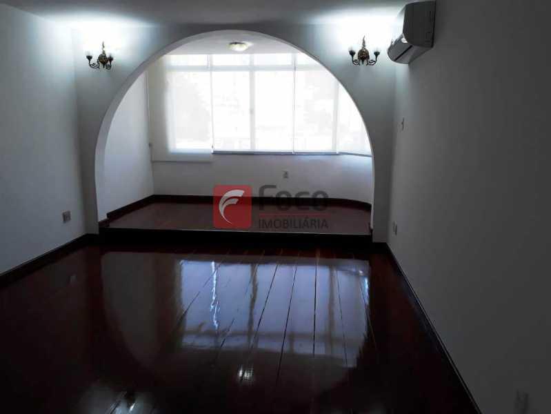 SALÃO - Apartamento à venda Rua Soares Cabral,Laranjeiras, Rio de Janeiro - R$ 1.200.000 - FLAP32381 - 4