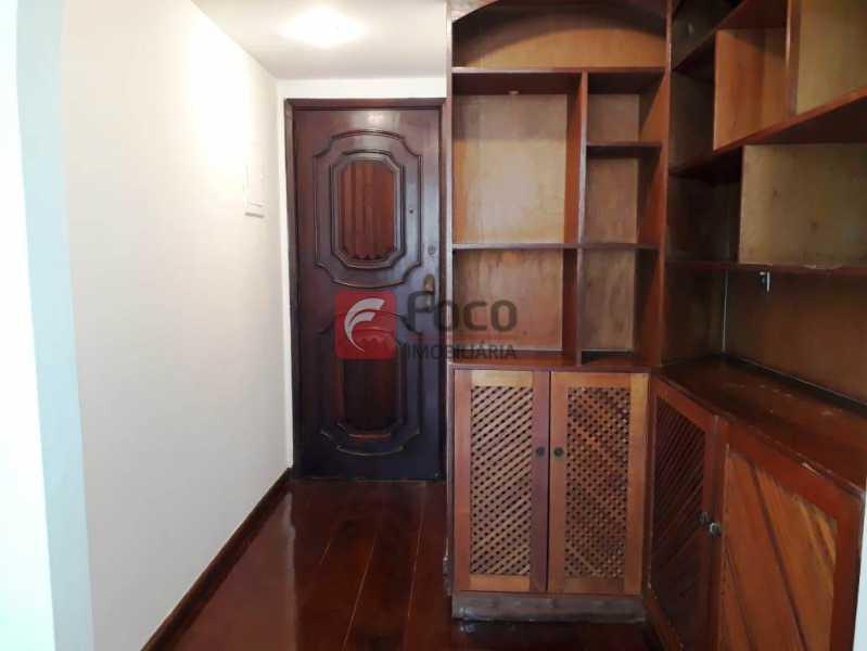 HALL - Apartamento à venda Rua Soares Cabral,Laranjeiras, Rio de Janeiro - R$ 1.200.000 - FLAP32381 - 5