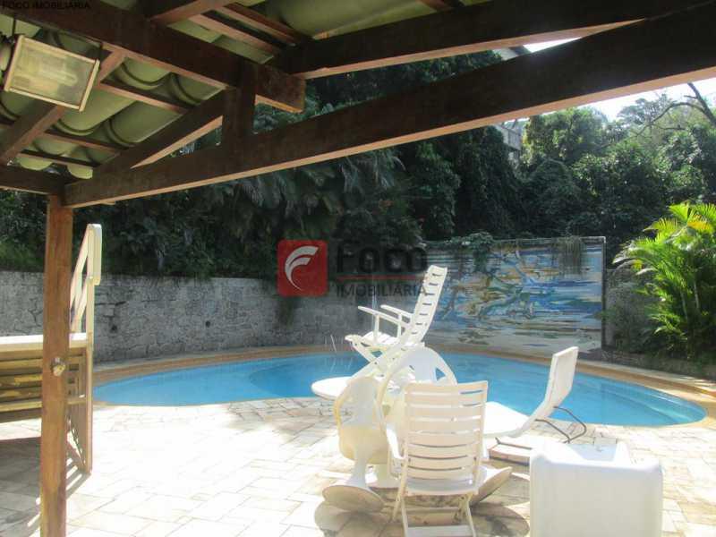 IMG_6703 Copy - Casa à venda Rua Ministro Artur Ribeiro,Jardim Botânico, Rio de Janeiro - R$ 10.500.000 - JBCA70003 - 7