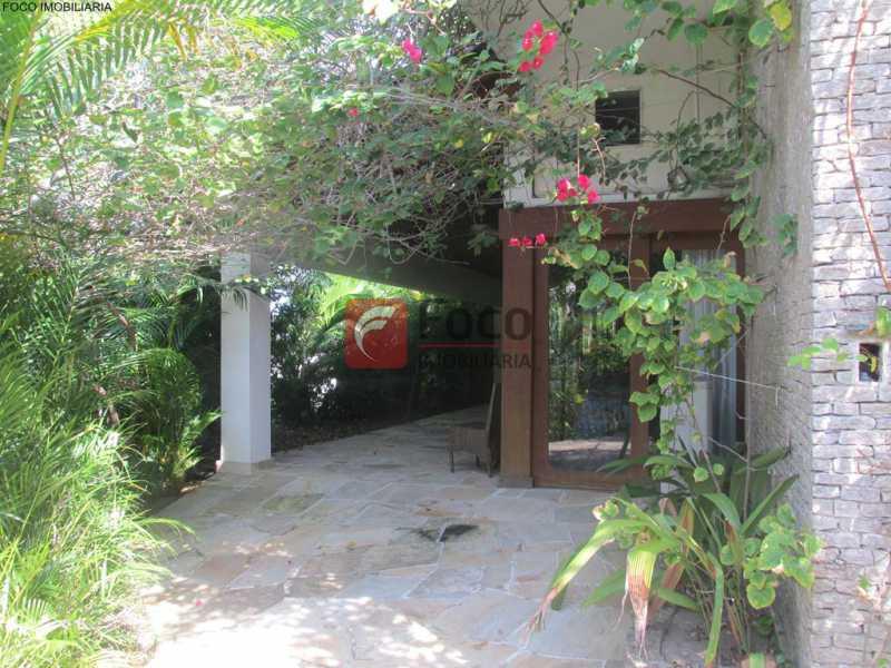 IMG_6708 Copy - Casa à venda Rua Ministro Artur Ribeiro,Jardim Botânico, Rio de Janeiro - R$ 10.500.000 - JBCA70003 - 10