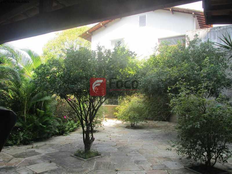 IMG_6715 Copy - Casa à venda Rua Ministro Artur Ribeiro,Jardim Botânico, Rio de Janeiro - R$ 10.500.000 - JBCA70003 - 22