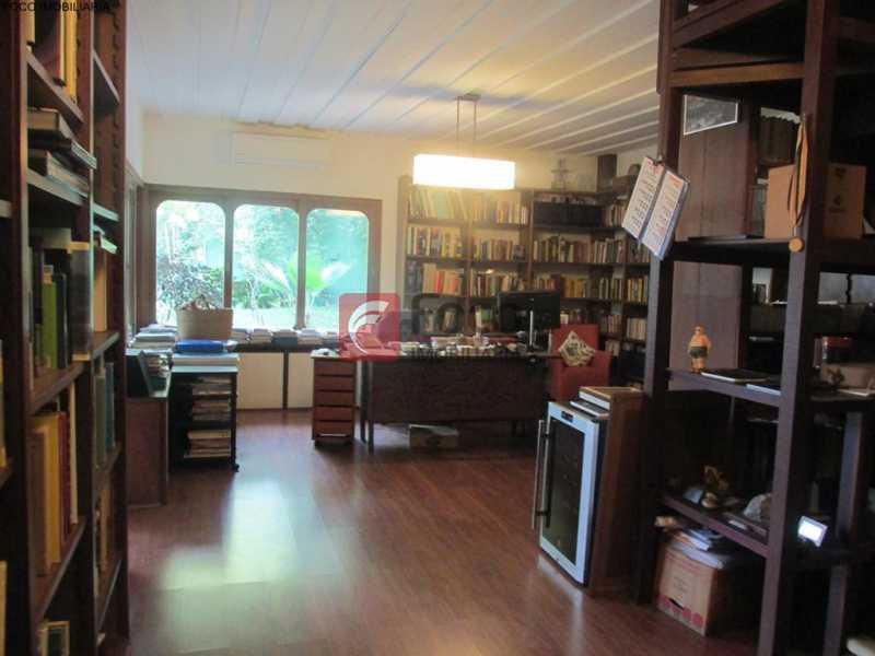 IMG_6722 Copy - Casa à venda Rua Ministro Artur Ribeiro,Jardim Botânico, Rio de Janeiro - R$ 10.500.000 - JBCA70003 - 13