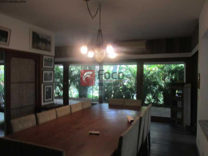 IMG_6726 Copy - Casa à venda Rua Ministro Artur Ribeiro,Jardim Botânico, Rio de Janeiro - R$ 10.500.000 - JBCA70003 - 5