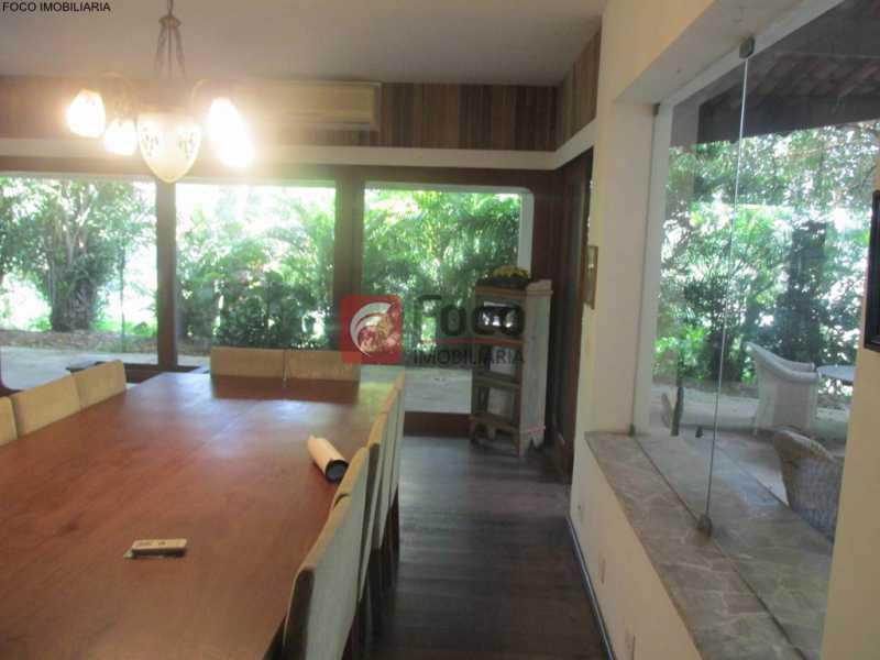 IMG_6727 Copy - Casa à venda Rua Ministro Artur Ribeiro,Jardim Botânico, Rio de Janeiro - R$ 10.500.000 - JBCA70003 - 9
