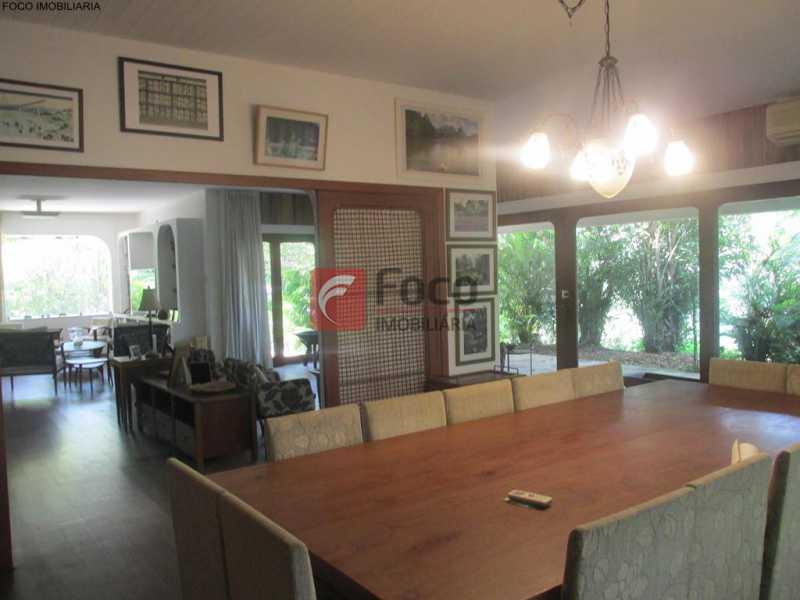 IMG_6728 Copy - Casa à venda Rua Ministro Artur Ribeiro,Jardim Botânico, Rio de Janeiro - R$ 10.500.000 - JBCA70003 - 6