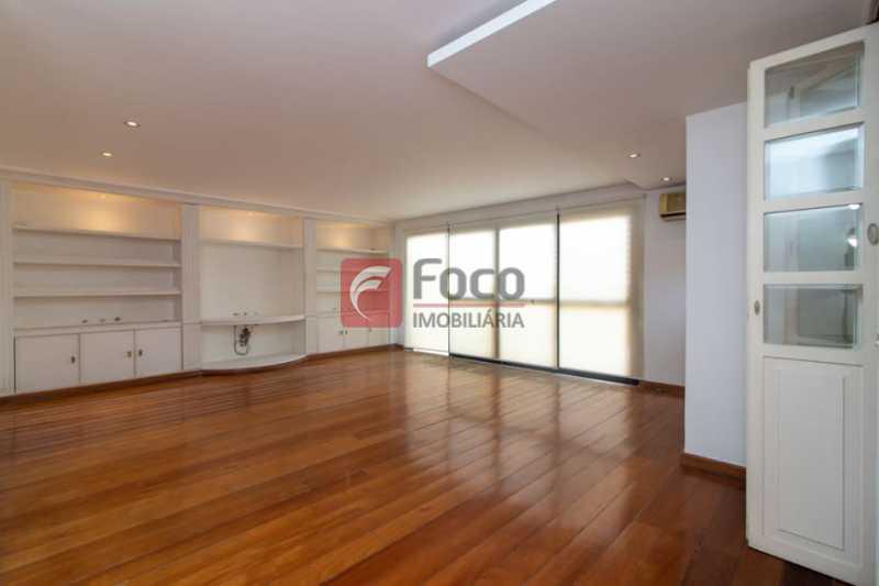 1 - Cobertura 3 quartos à venda Leblon, Rio de Janeiro - R$ 4.500.000 - JBCO30163 - 1