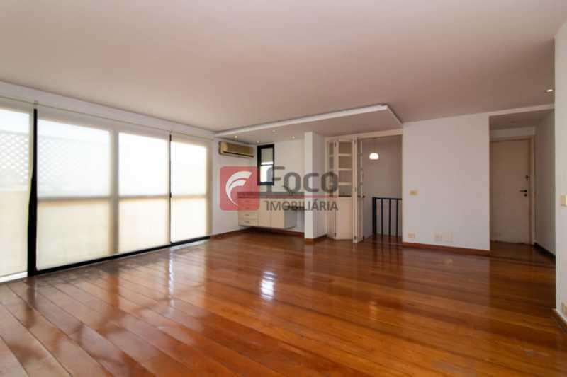 3 - Cobertura 3 quartos à venda Leblon, Rio de Janeiro - R$ 4.500.000 - JBCO30163 - 4