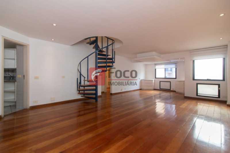 4 - Cobertura 3 quartos à venda Leblon, Rio de Janeiro - R$ 4.500.000 - JBCO30163 - 5