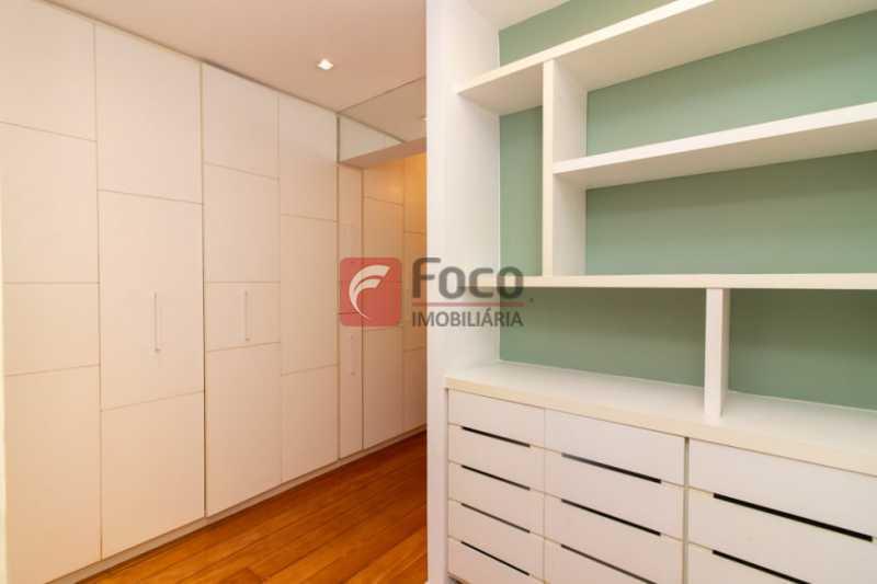 17 - Cobertura 3 quartos à venda Leblon, Rio de Janeiro - R$ 4.500.000 - JBCO30163 - 14