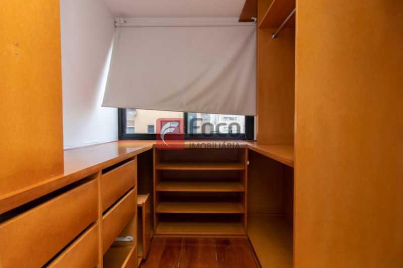 19 - Cobertura 3 quartos à venda Leblon, Rio de Janeiro - R$ 4.500.000 - JBCO30163 - 16