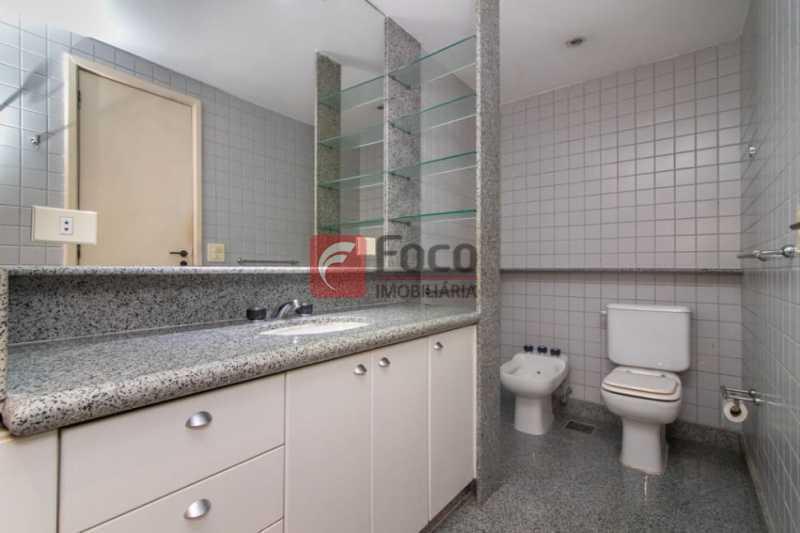 24 - Cobertura 3 quartos à venda Leblon, Rio de Janeiro - R$ 4.500.000 - JBCO30163 - 19