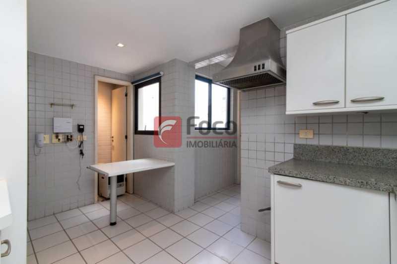 30 - Cobertura 3 quartos à venda Leblon, Rio de Janeiro - R$ 4.500.000 - JBCO30163 - 23