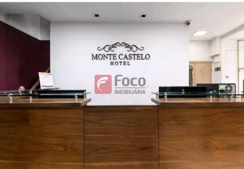 RECEPÇÃO - Hotel à venda Rua Cândido Mendes,Glória, Rio de Janeiro - R$ 5.950.000 - FLHT420002 - 4